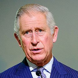 HRH The Prince of Wales KG